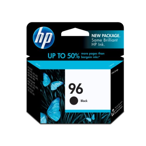 Hewlett Packard C8767WN#140 HP 96 Black Original Ink Cartridge