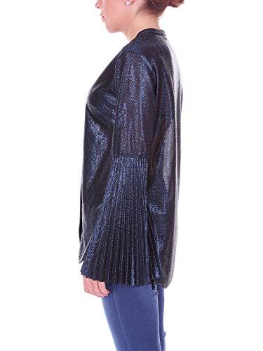 Polyester Chemise GALLINELLABLU Femme AGLINI Bleu 4wtUA6xU