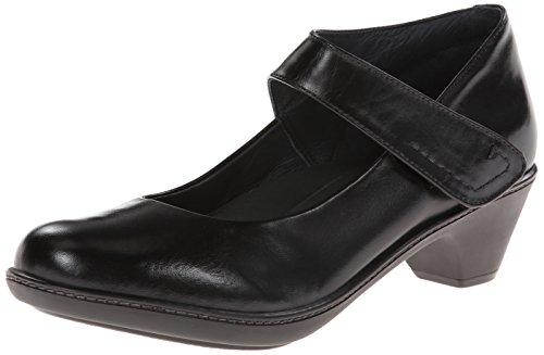 Dansko Women's Bess Dress Pump,Black Kidskin,39 EU/8.5-9 M US