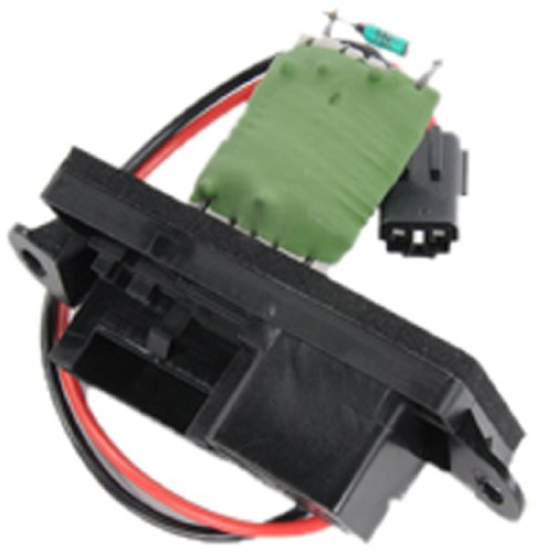 ACDelco 22807122 GM Original Equipment Heating and Air Conditioning Blower Motor Resistor (2001 Gmc Suburban A/c)