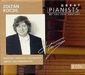 Zoltan Kocsis Bartok Debussy Zoltan Kocsis Great