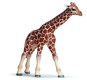 Schleich - Figura cría de jirafa (14321)