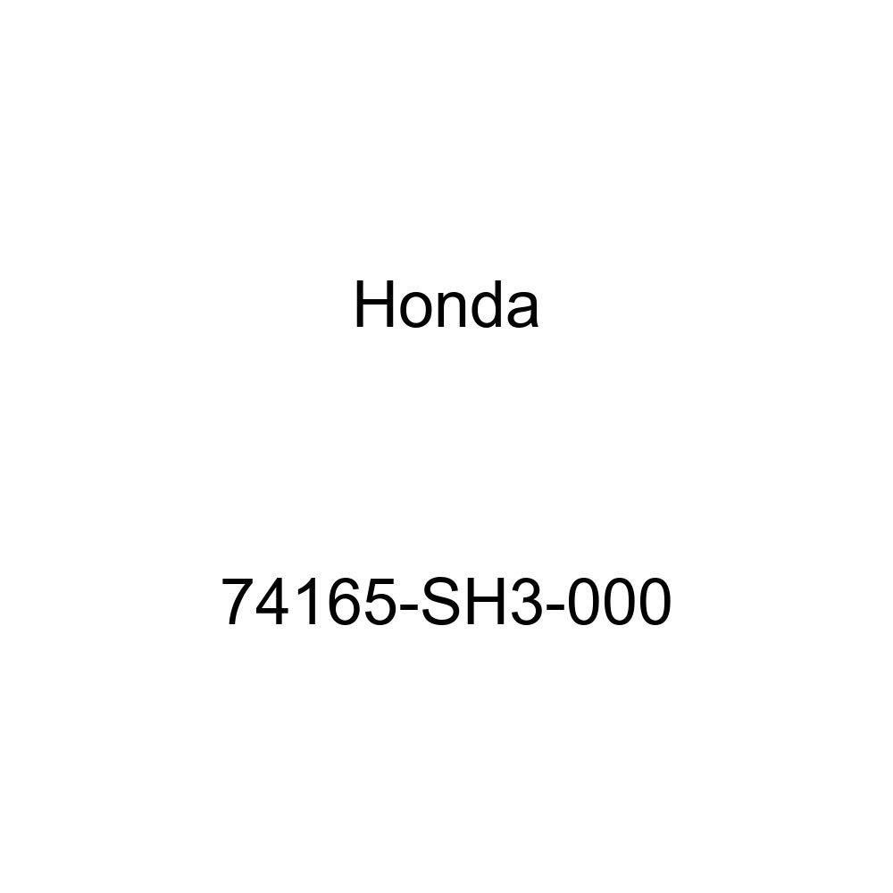 Honda Genuine 74165-SH3-000 Splash Guard