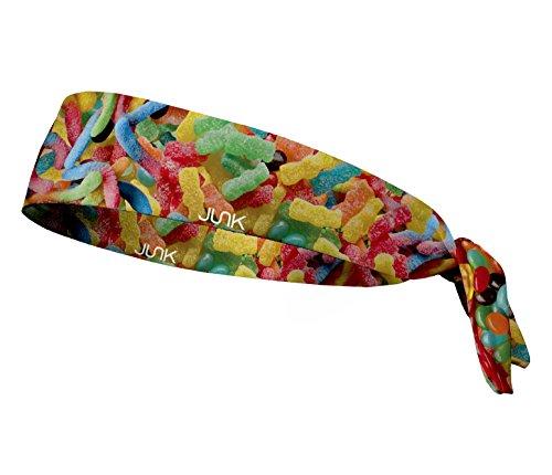 JUNK Brands Flex Tie Sweet Tooth Headband, Regular -