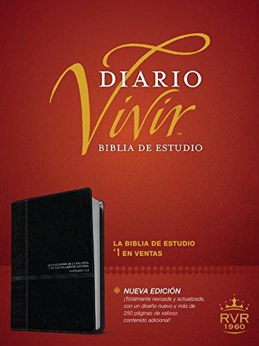Biblia de estudio del diario vivir RVR60  (Tapa Dura)