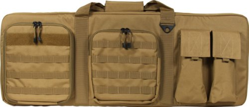 Aim Sports TGA-PWCT46 Padded Weapons Case/Tan/46