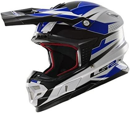 LS2 MX456 Tuareg Casco de Motocross