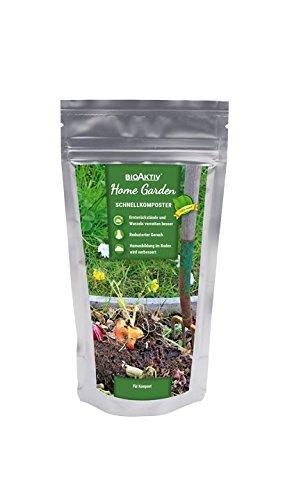 BioAktiv Home Garden compostador rápido, Ayuda compostación ...