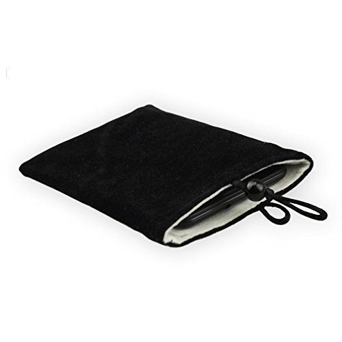 Sosam 2 Pack Microfiber Sleeve Pouch Cover Case Pouch For iphone 5 5S /iphone 6 6plus Cigarette Lighter Small Portable Electronics Device Mini Wallet Purse Hand Bag Cloth Coin Cell Phone Bag Mobile Po