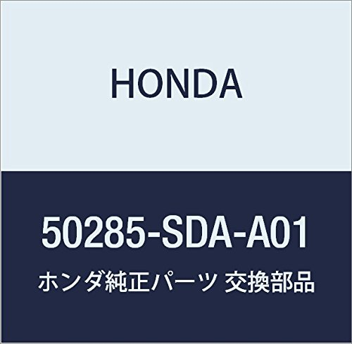 (Genuine Honda 50285-SDA-A01 Left Front Sub-Frame Middle Mounting Rubber)