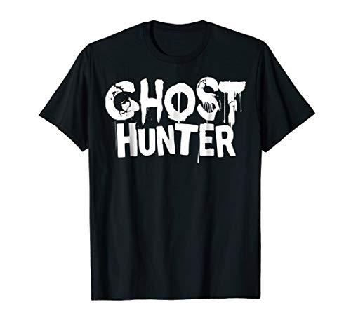 Funny Halloween Costume Shirt - Ghost Hunter ()