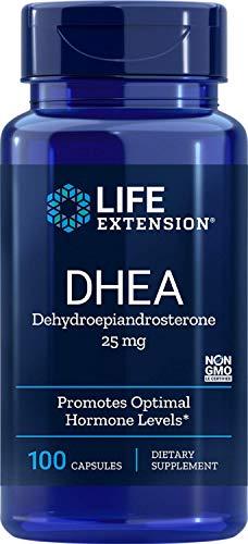 Life Extension DHEA 25mg
