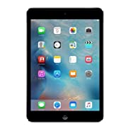 Apple iPad Mini 2 Tablet - 32GB - Space Gray ME277LL/A - WiFi Only (Refurbished)