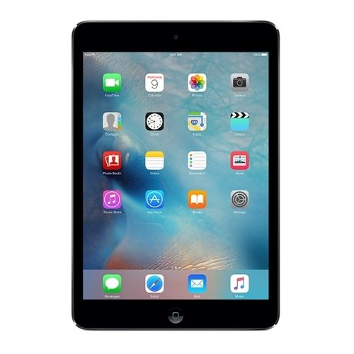 Apple iPad Mini 2 Tablet - 16GB, Space Gray ME276LL/A - WiFi Only (Refurbished)