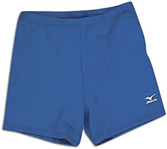 Mizuno Womens MVP II Volleyball Shorts SIZE COLOR X-Large Royal Blue