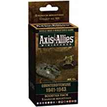 Axis and Allies Miniatures Counter Offensive 1941-1943 An Axis and Allies Miniatures Booster Game Expansion