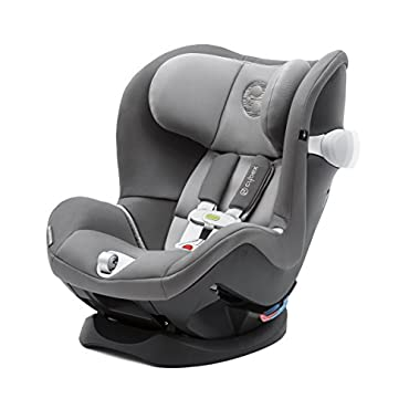 CYBEX Sirona M SensorSafe 2.0, Manhattan Grey,Car Seat