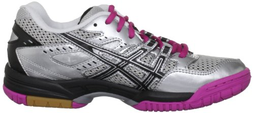 Black Rocket Gymnastikschuhe Damen Pink Silver Asics Gel W Uqvw4xwYHF