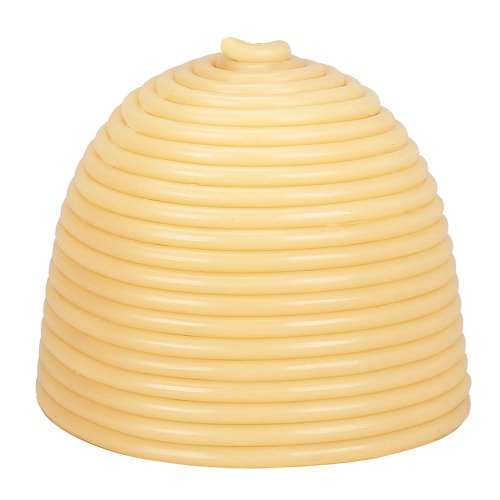 Candle by the Hour 160-Hour Beehive Candle Refill, Eco-friendly Natural Beeswax with Cotton Wick -  20643R