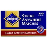 Amazon Com Diamond Matches Kitchen 250 Count Pack Of