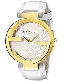 Interlocking GRAMMY Special Edition Gold-Tone Unisex Watch(Model:YA133313)