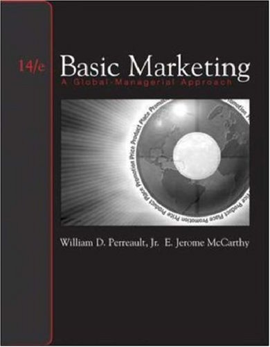 Basic Marketing, 14/e: Package #1: Text, Student CD, PowerWeb & Apps 2003-2004
