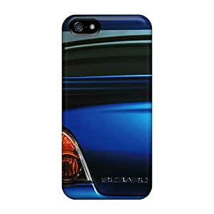 BrianLee Premium Protective Hard Case For Iphone 5/5s- Nice Design - Sti Rear