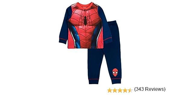 7-8 YEARS, Spiderman - No Hood) - Lora Dora Kids Boys Fancy Dress ...