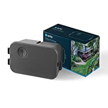 Rachio 16RACHBX-CAN Outdoor Enclosure for 2nd Generation Sprinkler Controller, Gray
