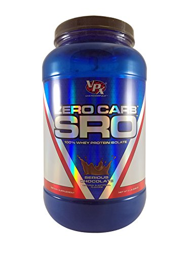 VPX, Zero Carb SRO, Whey Protein Isolate, Chocolate, 2 Pound