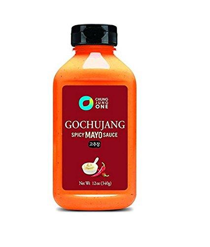 Chung Jung One Gochujang Spicy Mayo Sauce 12 oz