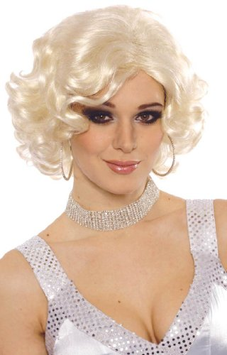 Blonde Hollywood Starlet Wig (Blonde Starlet Wig)