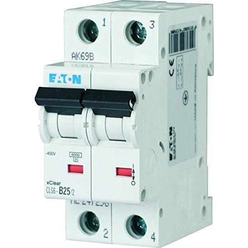 EATON 247645 Interruptor Automá tico Magnetoté rmico 10A, 1P+N, Curva C