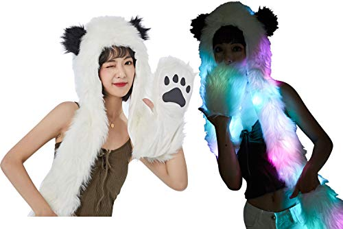 Light Up LED Color Changing Rave Spirit