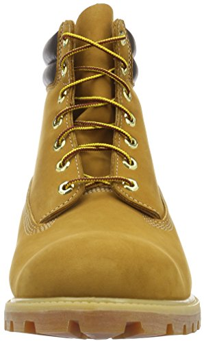 Timberland 6 in Double Collar Waterproof, Polacchine Uomo marrone