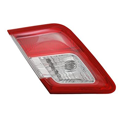 TYC 17-5274-00 Replacement Driver Side Reflex Reflector: Automotive