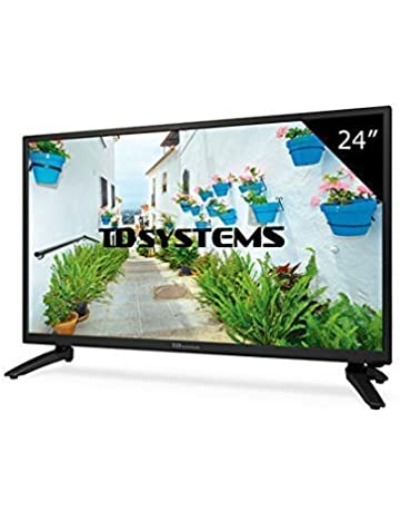 9bddaf9b4e33f TD Systems K24DLH8H - Televisor LED de 24