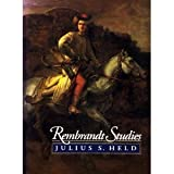 Rembrandt Studies, Held, Julius S., 0691002827