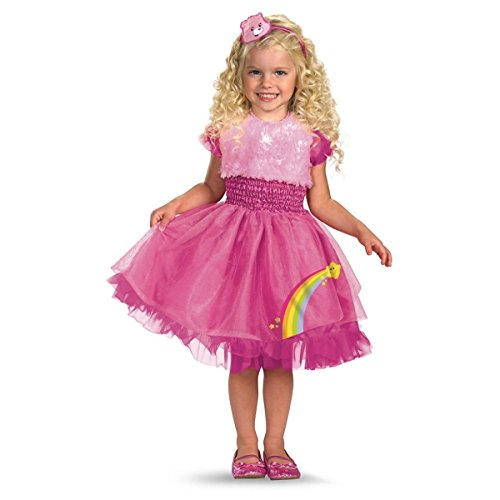 Frilly Cheer Bear Costume - Toddler Small ()
