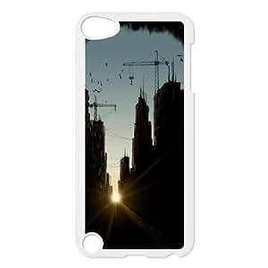 Concrete Jungle iPod Touch 5 Case White LMS3885016