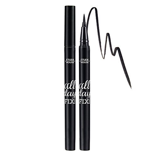Etude House All Day Fix Pen Liner #1 Black
