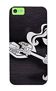 Design High Impact Dirt/shock Proof Case Cover For Iphone 5c (veigar - League Of Legends ) by supermalls