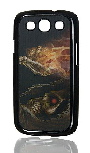 """B de Marchandises/3D Housse Back Cover Case rigide """"brennendes Jeu de cartes"""" pour """"Apple iPhone 44S Étui Coque Coque bumper"""
