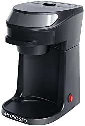 Single Serve Coffee Maker - Dual Function Drip Coffee Maker & Senseo Compatible Coffee Pods - by Mixpresso by Mixpresso Coffee