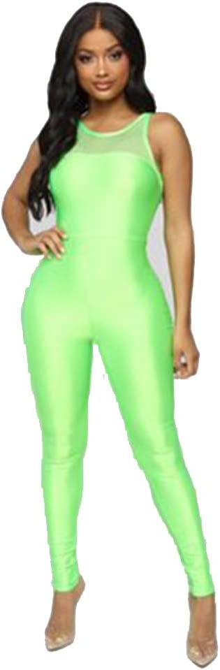 GZHair El Nuevo,Lencería Mujer Sexy Ropa Interior De Charol Mono Mini Vestido Vestido Sin Mangas Cabestro Enjaulado Teddy Clubwear