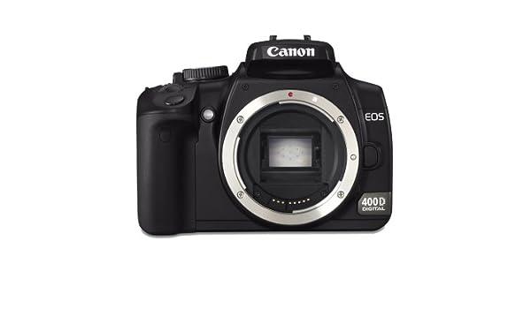 Canon EOS 400D Body - Cámara Digital (10 MP, CMOS, 3888 x 2592 ...