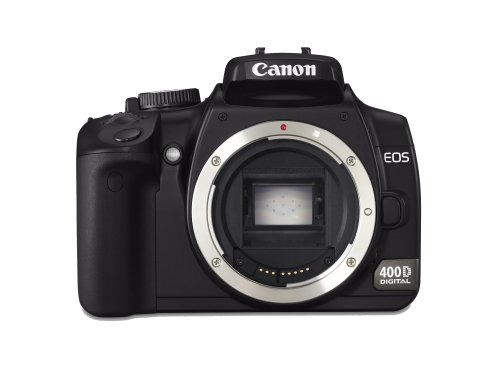 Canon eos 400d digital slr camera amazon co uk camera photo