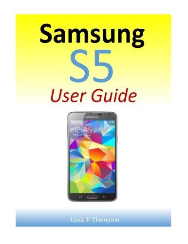 Samsung S5 User Guide pdf epub