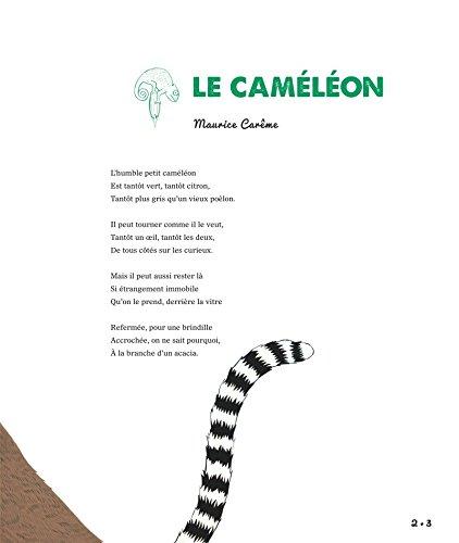 De Tous Les Animaux Fables Et Poèmes Interprétés Par Audrey