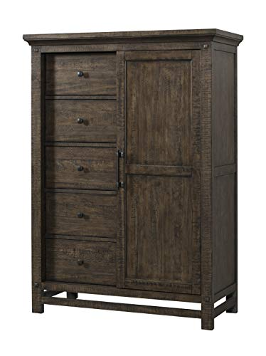 (Lane Home Furnishings 1052-69 Gentleman's Chest, Brown)